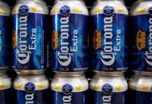 Los anillos del 'six pack' de Corona serán biodegradables
