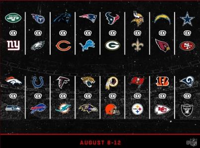 NFL anuncia el calendario de la temporada 2019   Matutino grafico