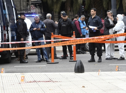 Atacan a diputado argentino