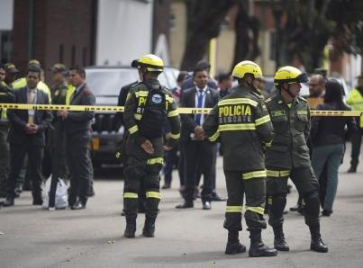 Colombia violencia
