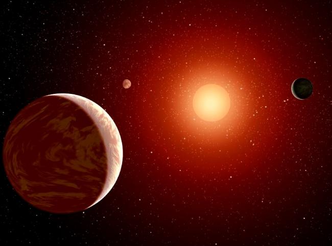 Descubren exoplanetas