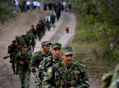 Excomandante FARC