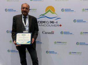 Mexicano premiado