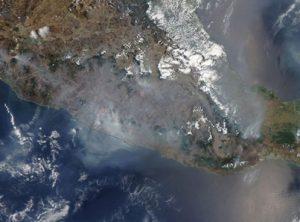NASA incendios