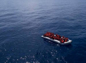 Libia rescata migrantes