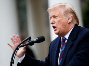 Donald Trump aranceles