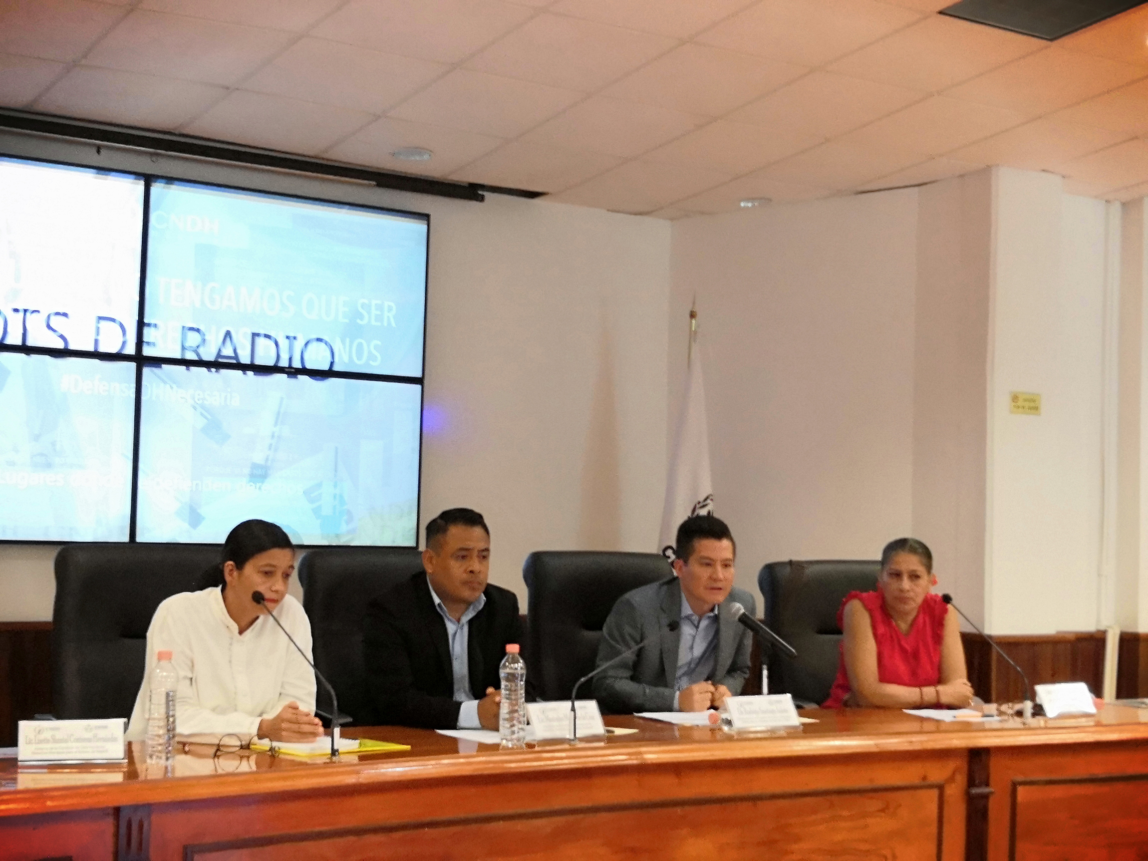 CNDH ataques a periodistas