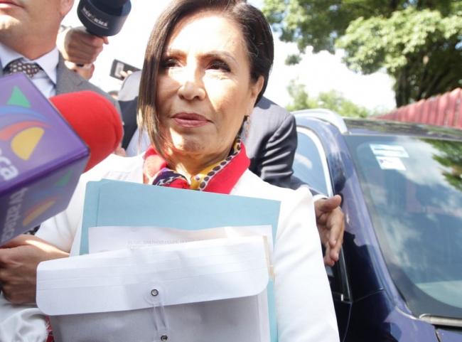 Rosario Robles hackeada