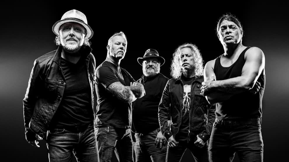 Declaran a Metallica como la banda más taquillera de todos los tiempos