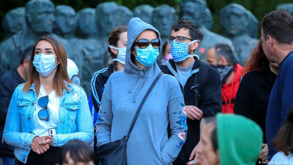 El mundo rebasa los 6 millones de contagios de COVID-19